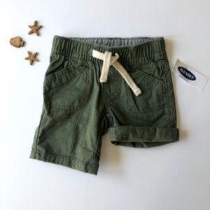 Gymboree Matching Sets - NWT 0-3M Boy Bundle - LS Shirt, SS Shirts, Shorts